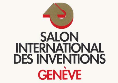 Medalla de Oro en el Salón Internacional de los inventos de Ginebra