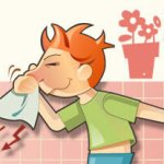 alergia nosk