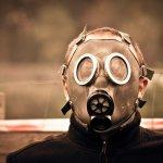 el uso de mascarillas o filtros nasales es obligatorio para bloquear la contaminación
