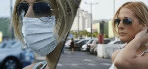 filtro nasal contra contaminación