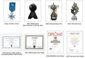 el filtro nasal antialergia recibe premios