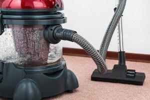 la alergia a los ácaros, limpieza del polvo y ácaros