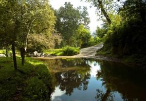 la alergia y los rios