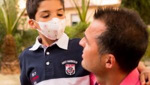 mascarillas de uso infantil y mascarillas para niños