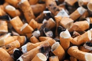 el tabaco produce asma