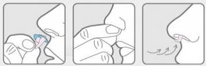como poner un filtro nasal