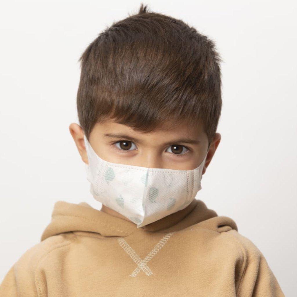 mascarilla quirurgica niños pequeños