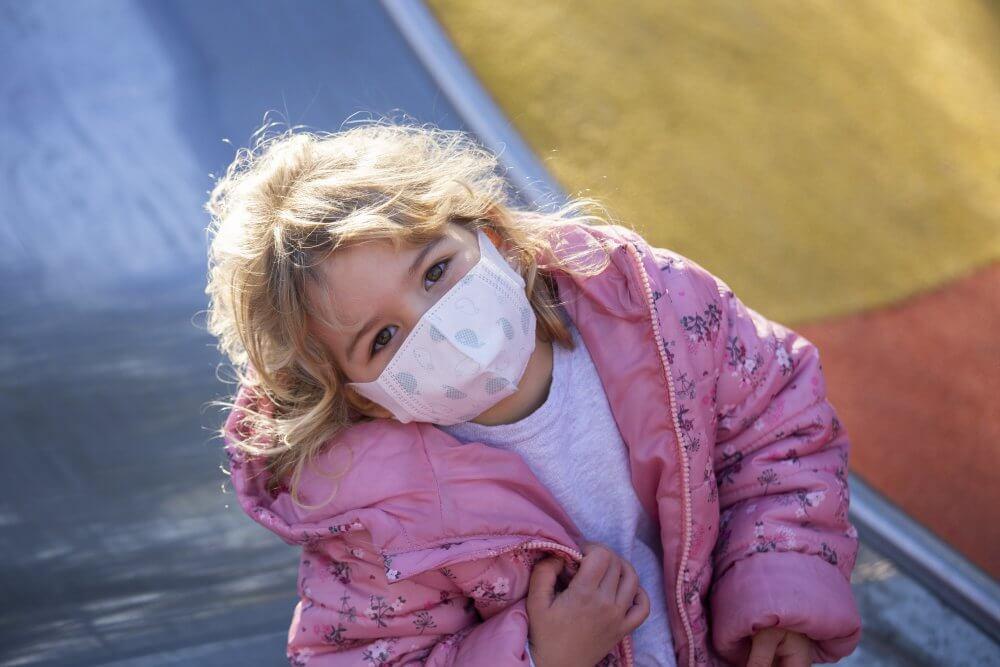 Mascarilla quirurgica para niños, mascarilla quirurgica para niñas